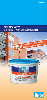 Herbol Silatec Extra - Die Extramatte mit hoher Farbtonbeständigkeit