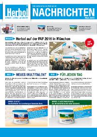 Herbol Nachrichten 2016