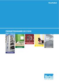 Herbol Produktprogramm